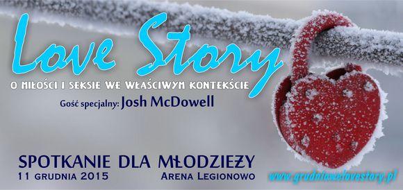 Ulotka Love Story